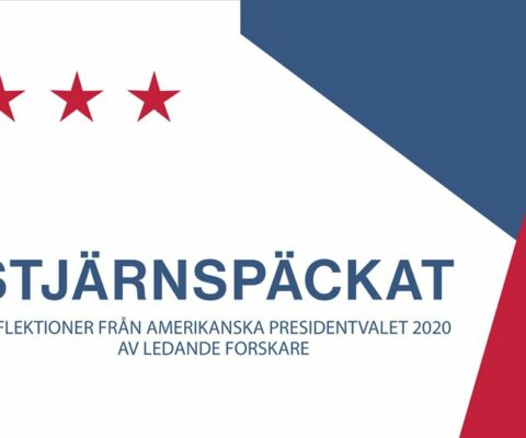Stjärnspäckat – Swedish report on the American Presidential election